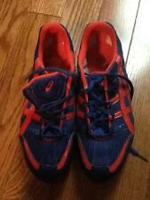 ASICS Running Cleats Spikes SHOES Track Field GN501 ASICS 10.5 Men EUC