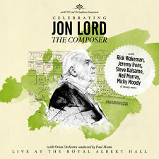 Celebrating Jon Lord: The Composer CD NEW