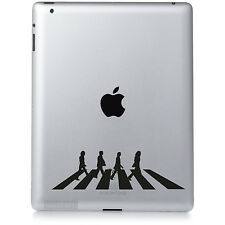 THE BEATLES Vinyl decal Apple iPad Macbook Laptop Sticker. Choose Colour