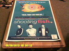 Shooting Fish (kate beckinsale) A2+ Movie Poster