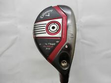 Used Callaway Big Bertha Alpha 815 23* Hybrid Speeder 865 Regular Flex Graphite
