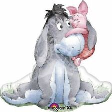Winnie The Pooh PIGLET And EEYORE Birthday Party Balloon