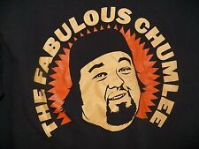 THE FABULOUS CHUMLEE Men.s Large PAWN STARS TV Show T-Shirt Gold & Silver
