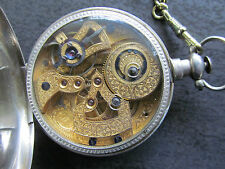 Taschenuhr Chinese Duplex Market POCKET WATCH 掛表 挂表 China Markt