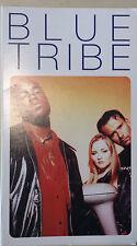 CD--BLUE TRIBE--PROMO MAPPE MIT CD SINGLE