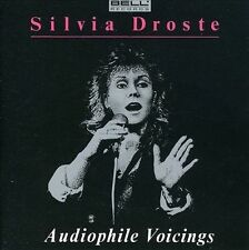 Audiophile Voicings * by Silvia Droste (CD, Jan-2008, Bell (Germany))