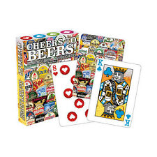 Cheers To Beers Playing Cards 52215