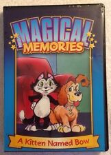 Magical Memories: A Kitten Named Bow (NEW SEALED DVD)