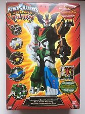 Vtg Bandai Boxed Power Rangers Jungle Fury Beast Master Megazord