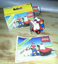 Lego: Legoland: Town System: 6606: Road Repair Set MIB Toy