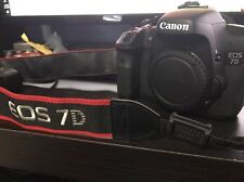 Canon EOS 7D DSLR Camera (Body Only) Low shutter count 8983