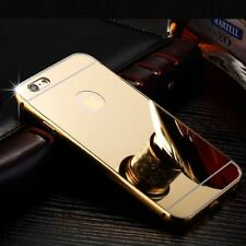 Luxury Aluminium Mirror Case i Phone Cover for iPhone Apple 6+ 6s 5c 5 SE