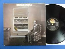IRONHORSE  EVERYTHING IS GREY Scotti 80 UK LP EX VINYL