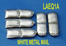 Military Lead Casting LAEQ1A 1:32 Scale Double Mealie Bag x 5 - Zulu Wars
