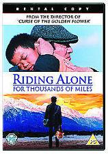 Riding Alone For Thousands Of Miles [DVD], Very Good DVD, Jiang Wen, Lin Qiu, Ji