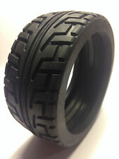 1/8th Scale On Road RC Buggy/Truck/Car Tyres 2pcs inc foam inserts