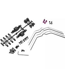 HPI 102538 Savage Front And Rear Sway Bar Set Flux HP / 5.9 / 3.5 / 4.6