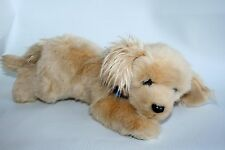 """Little Brownie Bakers Girl Scout Cookie Prize Plush GOLDEN RETRIEVER 13"""" Puppy"""