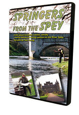 Springers from the Spey DVD Flyfishing Movie tutorial for fly fishing anglers