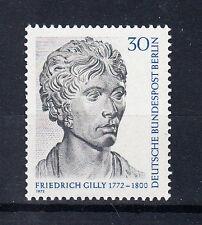 Berlin Briefmarken 1972 Friedrich Gilly Mi.Nr.422** postfrisch