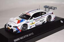 BMW M3 DTM 2012 #1 M.Tomczyk BMW Team RMG 1:43  BMW/Minichamps neu & OVP