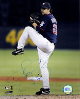 Boof Bonser Minnesota Twins Signed 8x10 Photo with COA bb2