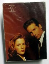 COMPLETE SET OF 72 TRADING CARDS X-FILES 1996 TOPPS MINT (52)