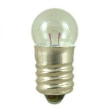 3.5 Volt  200 mA Filament  Miniature Lamp Bulb  E10 X 5