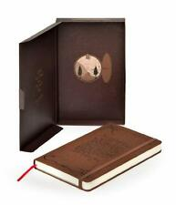 THE HOBBIT ~ LTD EDITION ~ TOLKIEN MOLESKINE LEATHER JOURNAL / NOTEBOOK ~ BROWN