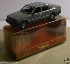 MICRO HERPA HO 1/87 MERCEDES BENZ 300 E VERT GRIS IN BOX