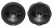 """2X NEW ROCKFORD FOSGATE PUNCH P3D4-12 2400W 12"""" DUAL 4 OHM SUBWOOFERS"""