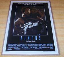 Aliens 1986 11X17 Original Movie Poster