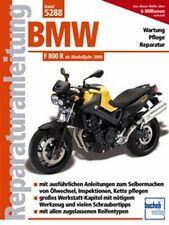 WERKSTATTHANDBUCH REPARATURANLEITUNG 5288 BMW F 800 R (NAKED BIKE) ab MJ 2009
