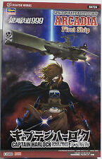 CAPTAIN HARLOCK : SPACE PIRATE BATTLESHIP ARCADIA FIRST SHIP MODEL KIT