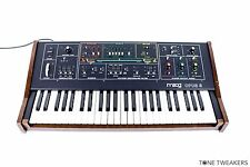 MOOG OPUS 3 Vintage Analog Synthesizer METICULOUSLY OVERHAULED synth string 70s