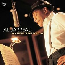 Accentuate the Positive by Al Jarreau (CD) *RARE, OOP!* SHIPS NEXT DAY!
