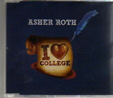 (AG164) Asher Roth, I Love College - DJ CD