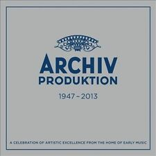 Archiv Produktion 1947-2013  CD NEW
