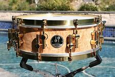Sonor 14x5 Vintage Maple Scandinavian Birch Artist Series Snare Dual Glide Sys