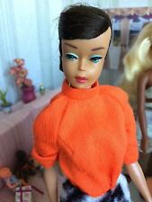 Rare poupée Barbie european Swirl high color doll vintage de 1962