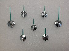 99-02 TEAL/CHROME SILVERADO TRUCK SPEEDOMETER CLUSTER ESCALADE POINTERS NEEDLES