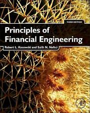 PRINCIPLES OF FINANCIAL ENGINEERING - NEW HARDCOVER BOOK