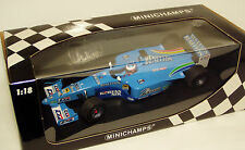 1/18 Benetton Playlife B200  1st Benetton Test Drive  Jerez 2000  Jenson Button