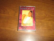 Sealed COMFORT AND JOY Babbie Mason 1992 Cassette Tape- A Christmas Celebration