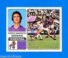 CALCIATORI PANINI 1972-73-Figurina-Sticker n. 107 - SORMANI - FIORENTINA -Rec