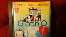 GODDO - KING OF BROKEN HEART. CD