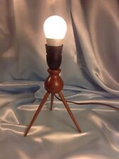 RARE 50's 60's Mid Century UFO Atomic vtg Eames era sputnik lamp