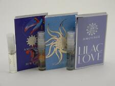 Amouage LILAC LOVE + MYTHS + SUNSHINE Woman Eau de Parfum Vial Spray (3 x 2ml)