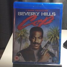 Beverly Hills Cop Collection (Blu-ray Disc,2013,3-Disc Set)Brand NEW - Free S&H