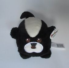 "ad SKUNK woodland tossimal Ganz 3.5"" beanbag NWT plush friend"